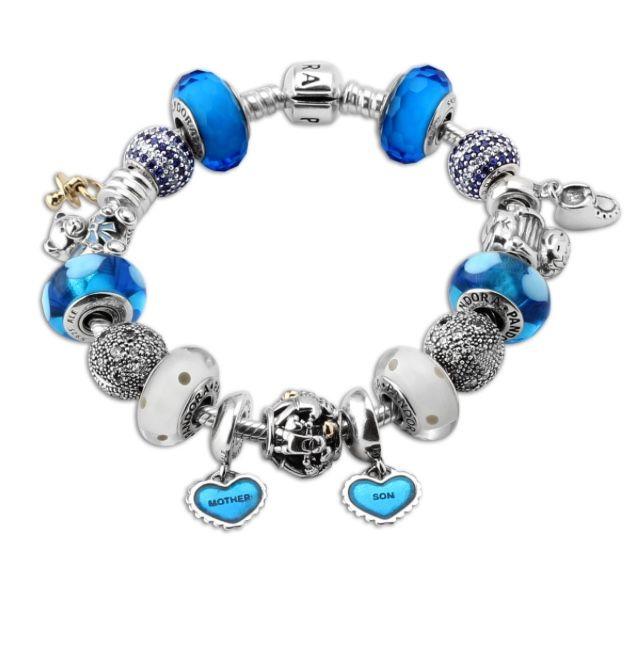 acfefa22f Pin by Jordan on Accessories | Pandora jewelry, Boys bracelets, Pandora