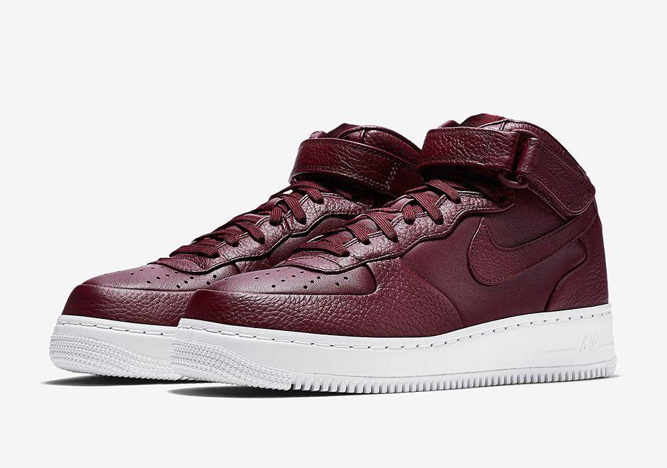 NikeLab Air Force 1 Mid Fall 2016 Colorways | SneakerNews.com