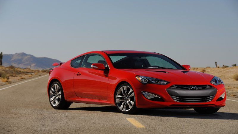 Hyundai dumps Genesis Coupe for upscale model | Coupe, Hyundai ...