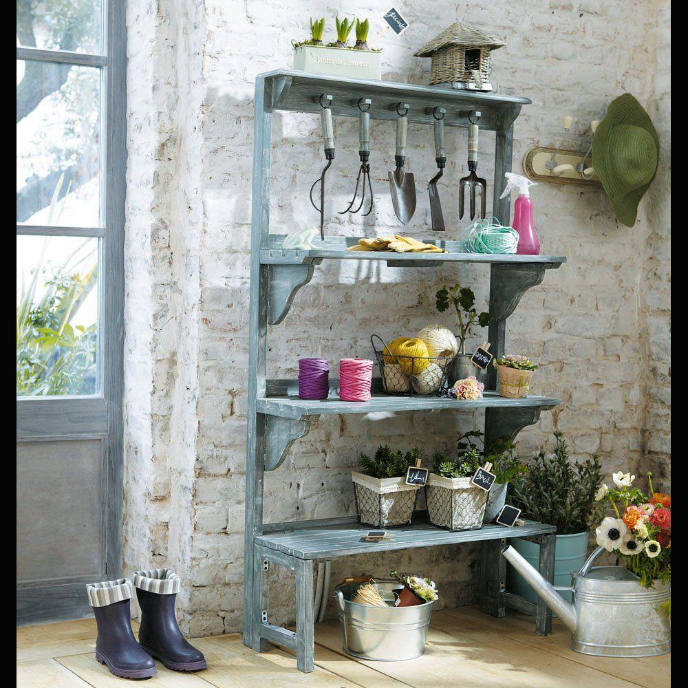 Estanter a flora terraza y jard n pinterest terraza jardin hogar y escritorios - Hogar y jardin castellon ...