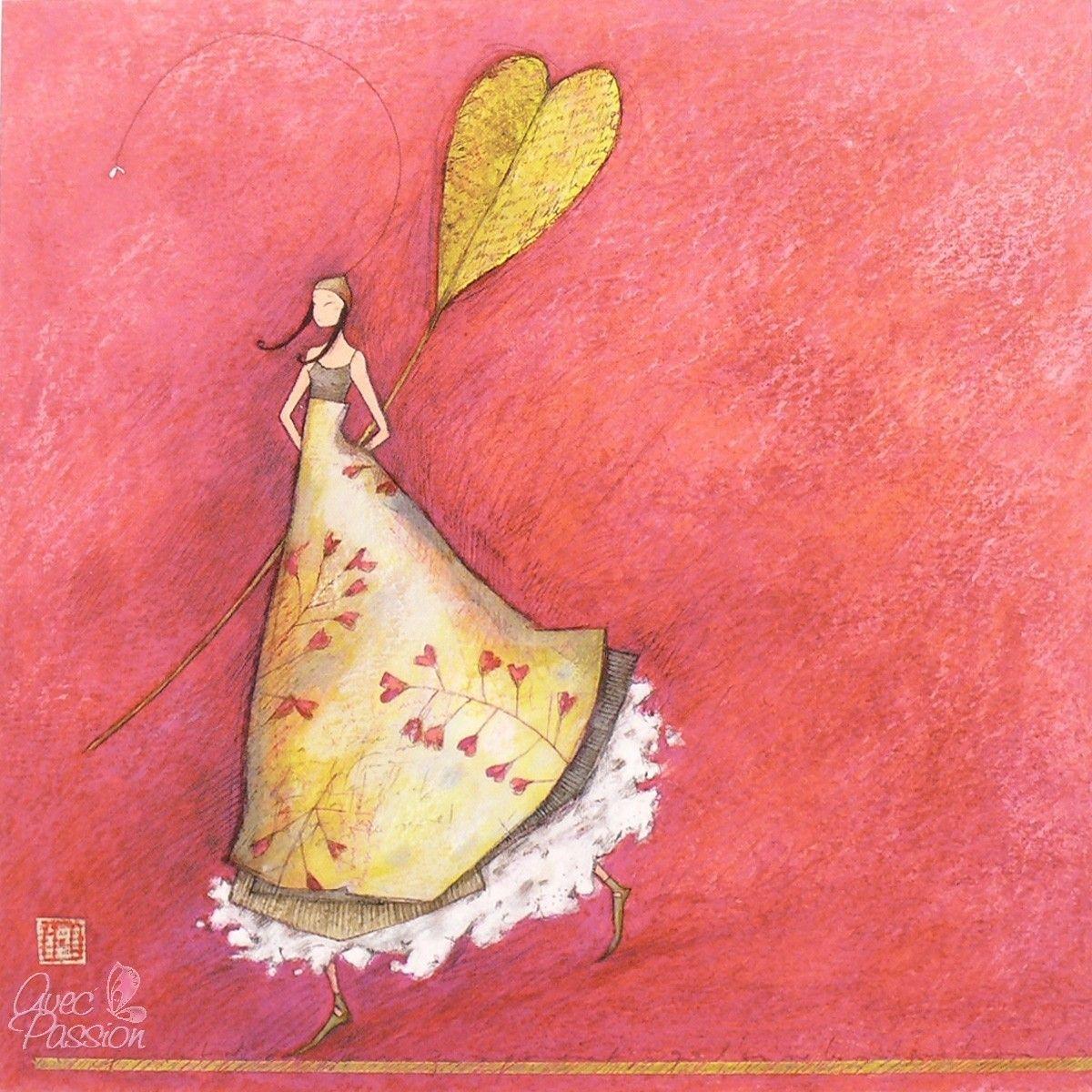 Connu Gaëlle Boissonnard | Cartes magiques, Art moderne et Bulles YS22