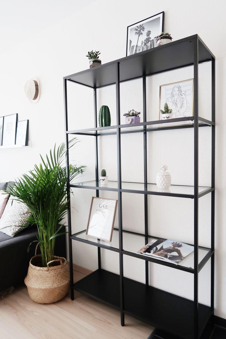 ikea apartment styling  apartment decor shelf decor