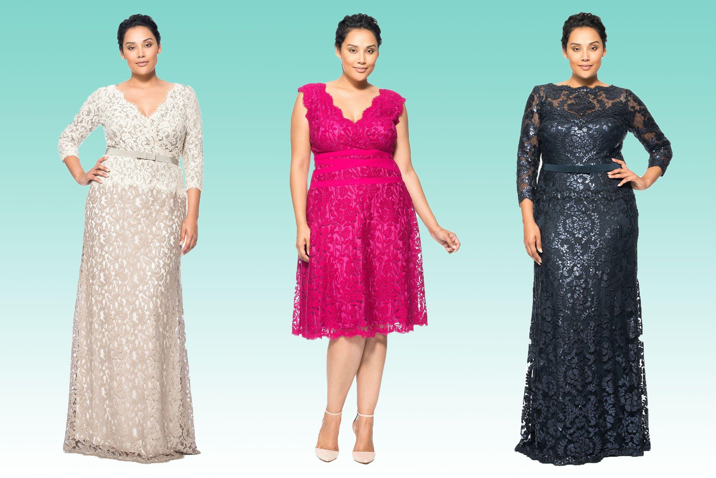 plus-size-evening-dresses-banner | Dresses, Plus size ...