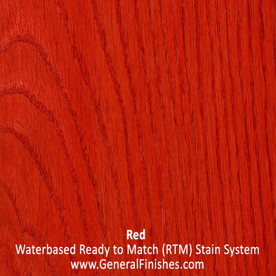 Color Matching Is A Breeze With Ready To Match Stain System Rtm