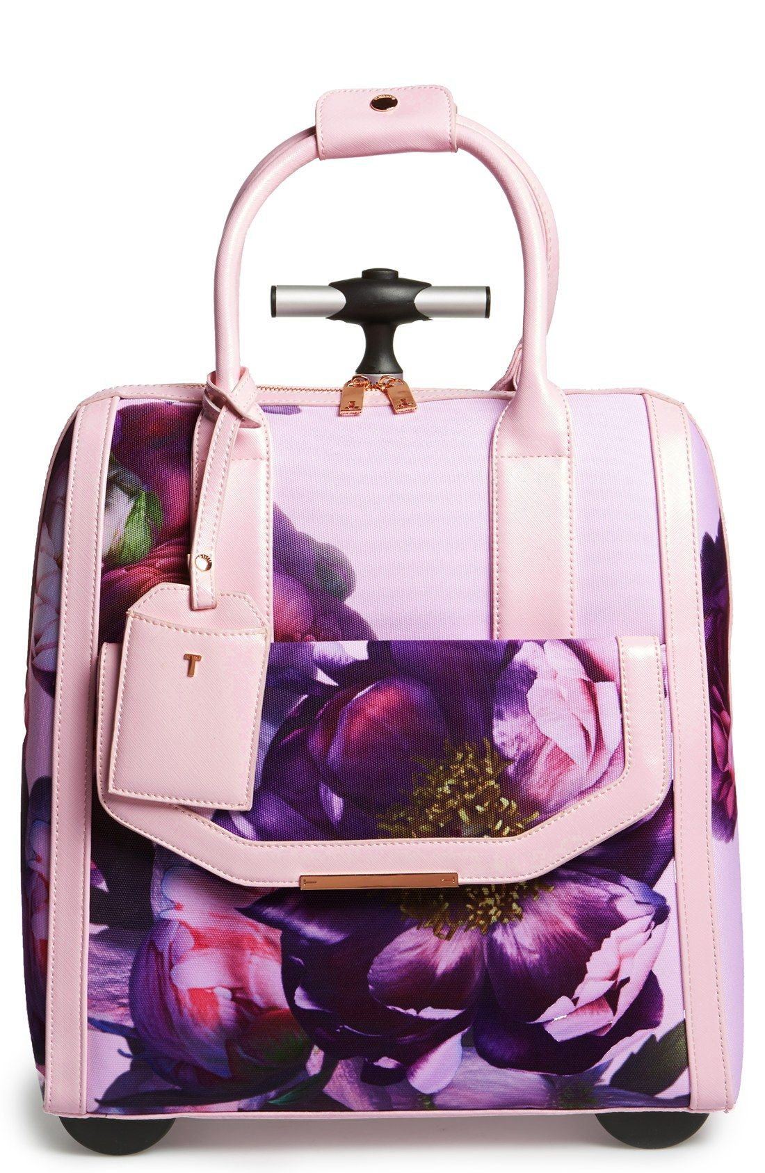 743fc6fcdc785 Can t wait to travel with this vibrant floral Ted Baker London carry ...