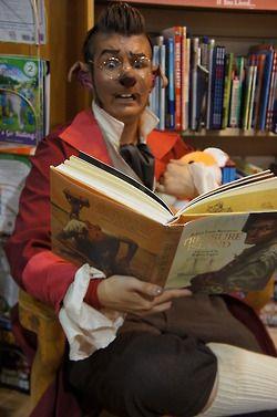 Dr. Delbert Doppler - Treasure Planet cosplay at Otakon 2013