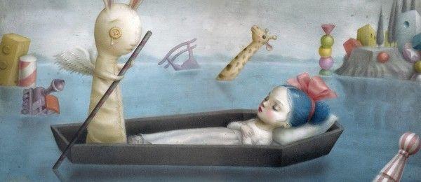 Nicoletta Ceccoli Wallpaper Nicoletta Ceccoli