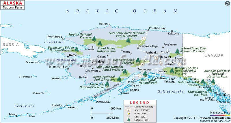 Alaska National Parks Favorite Places Spaces Pinterest