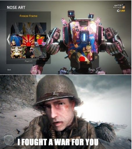 Did you know Call of Duty 2 and Titanfall 2 had the same Developers