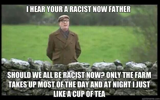 Father Ted | Father ted, Ted meme, Comedy tv