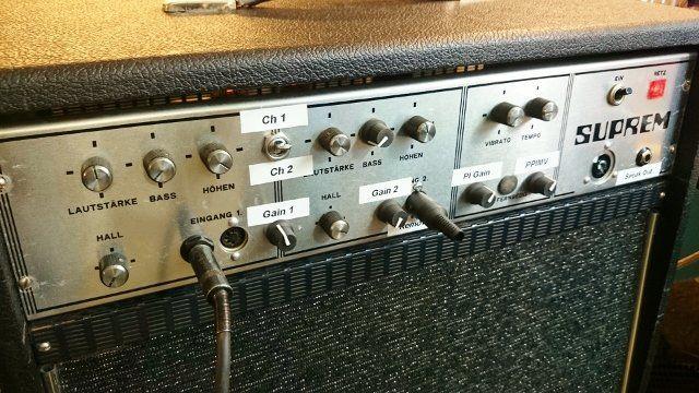 Suprem Amp
