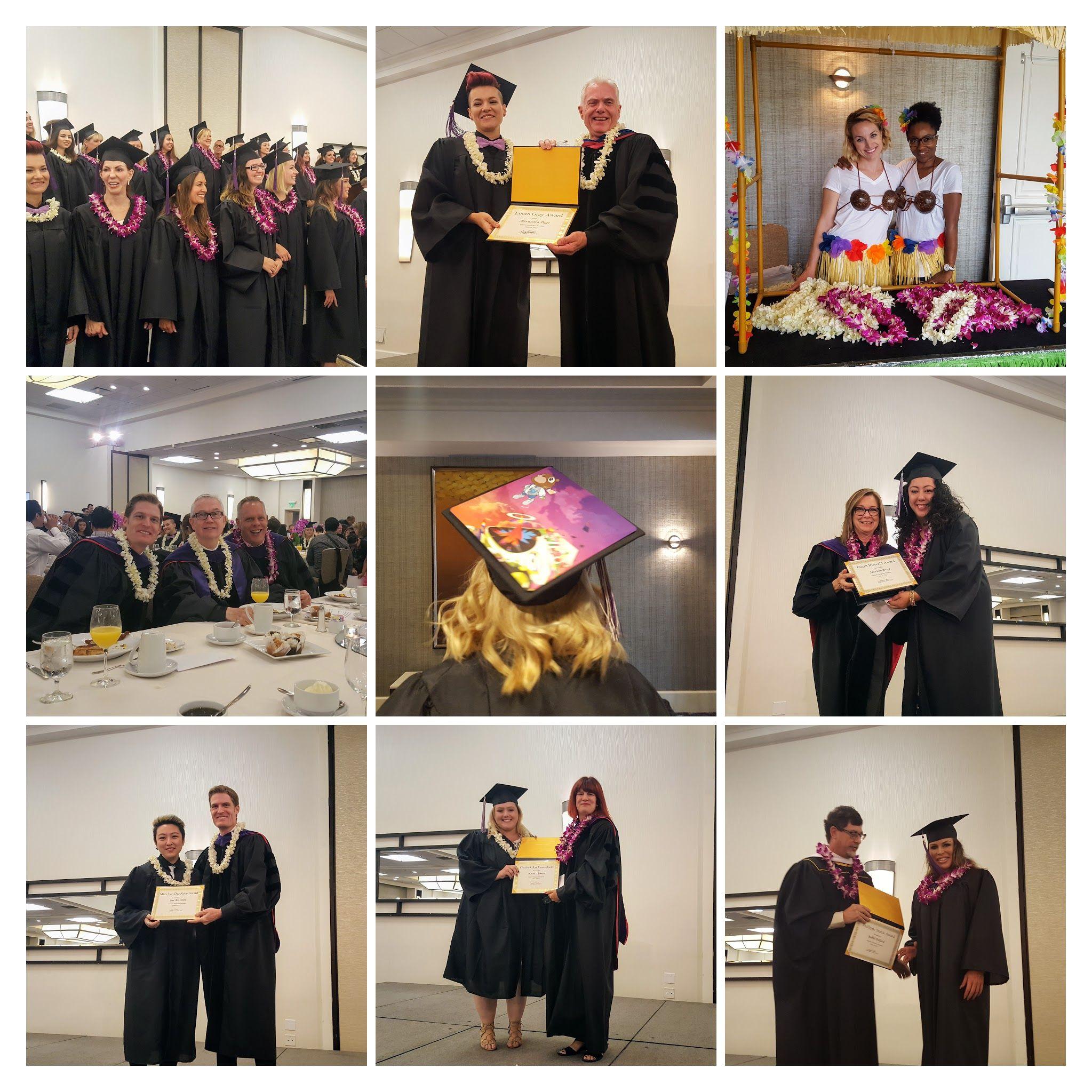 Congratulations to the idi associate of arts degree in