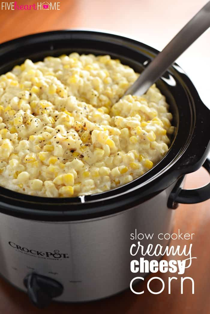Creamy Cheesy Corn Casserole & More | Best Of The