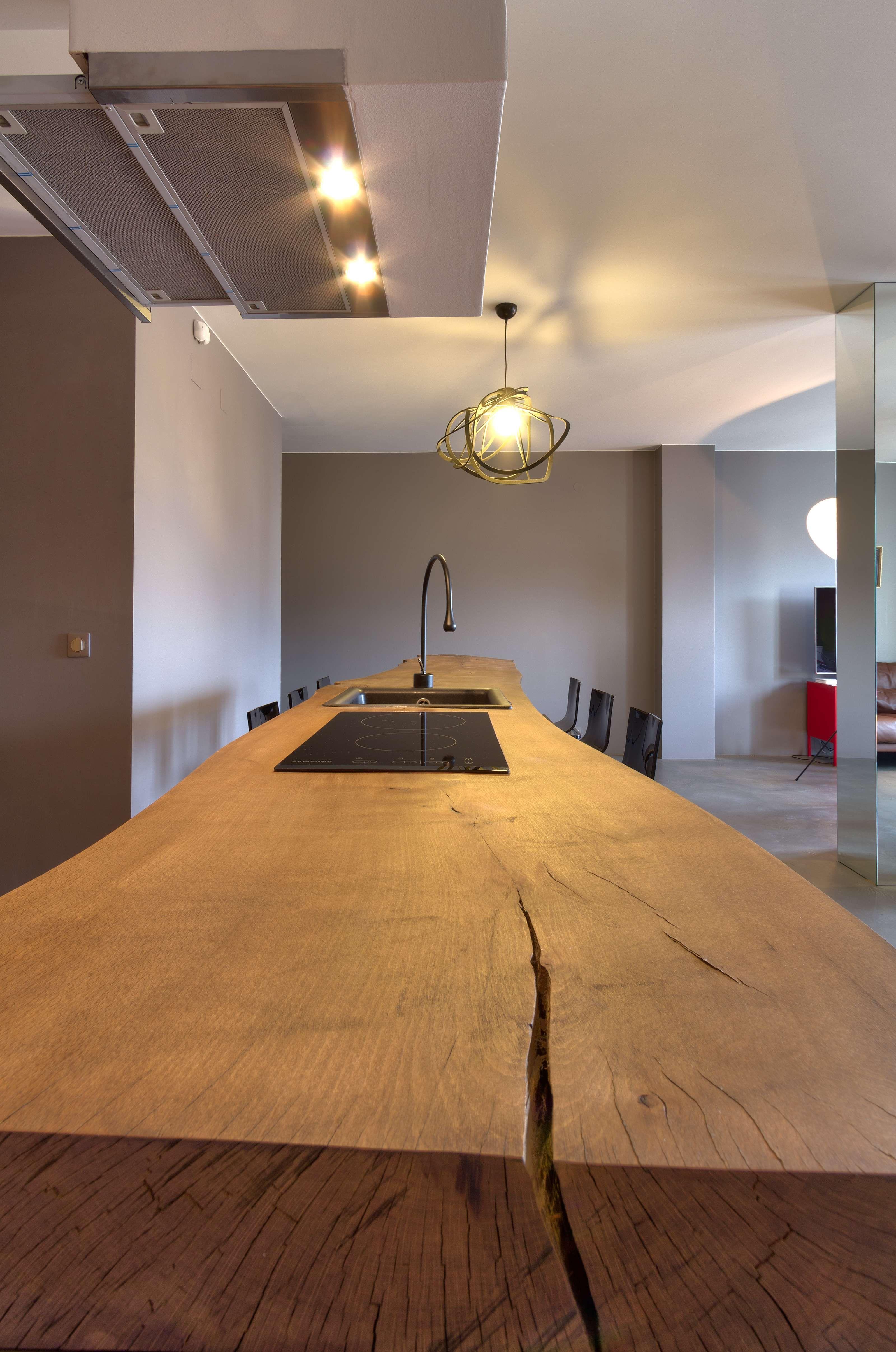 Kitchen apartment in sofia bulgaria by designmi studio interior