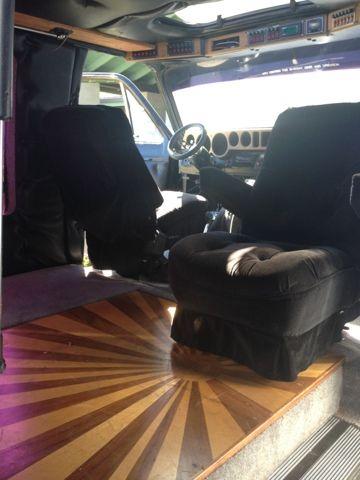 1979 Dodge, 360 V8, 4 speed | Vans | Custom van interior, Vans