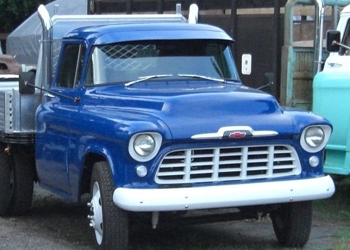 56 chevy truck dually 1956 chevrolet 3800 portland 97267 0