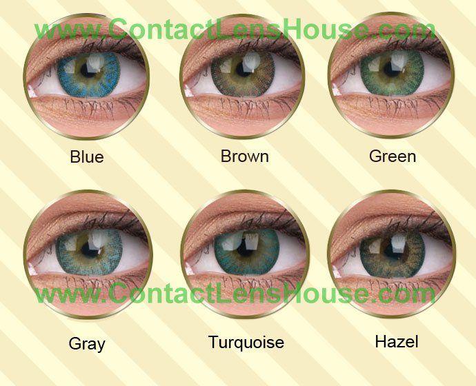 Phantasee Natural 3 Months Colour Contact Lens Coloured Contact