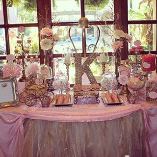 Pink And Gold Candy Bar Google Search Sweet 16 Candy Bar Pink Candy Buffet Sweet 16 Birthday Party
