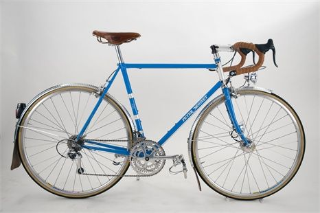 Peter Mooney Touring Bicycle Bicycle Pinterest Peter