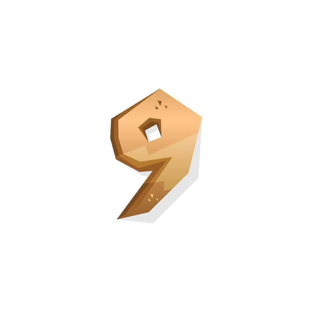 #36days_9 #36daysoftype #shakomworks #shakom36daysoftype by khrischacon