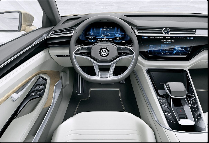 The 2019 Volkswagen CC offers outstanding style and technology both inside and out. See interior ...
