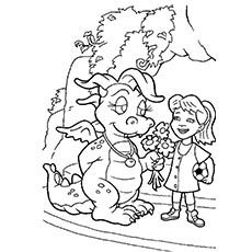 Top 25 Free Printable Dragon Tales Coloring Pages Online Dragon Tales Coloring Pages Coloring Books