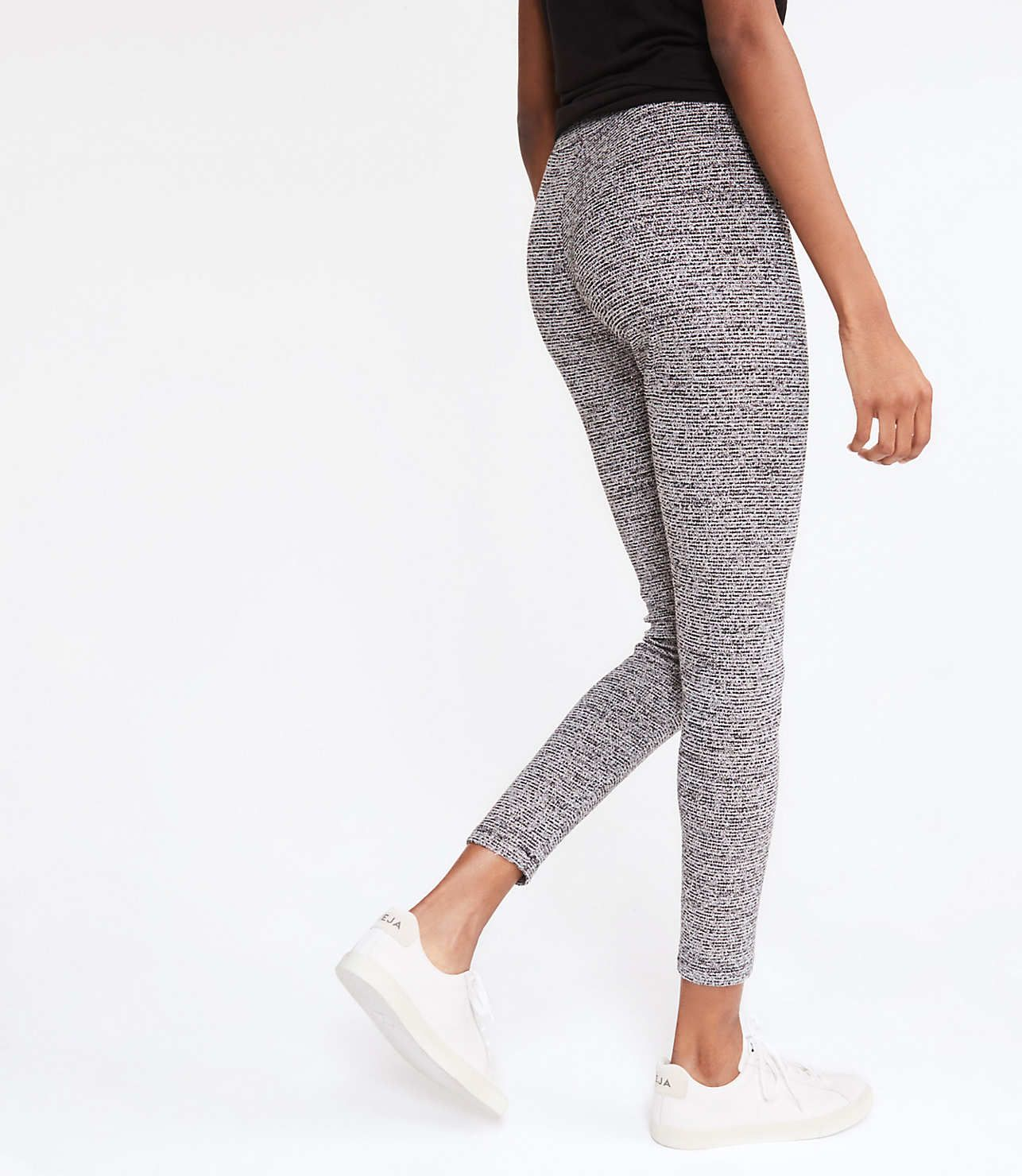 d00d2afe7c0 Lou   Grey Boucle Tweed Leggings