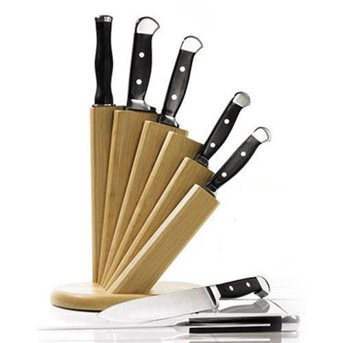 9 Creative And Unusual Knife Block Set Design Knife Holder