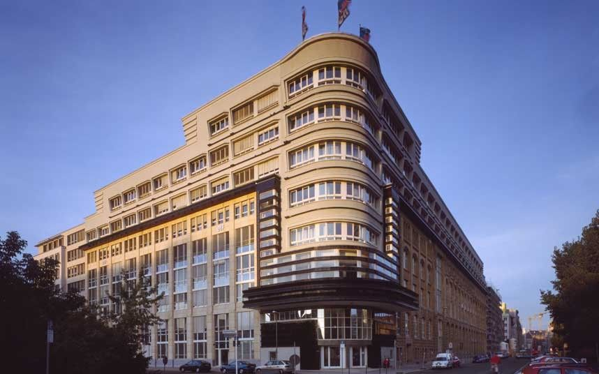 art deco buildings in europe include berlin 39 s mossehaus pictured the centre for fine arts in. Black Bedroom Furniture Sets. Home Design Ideas
