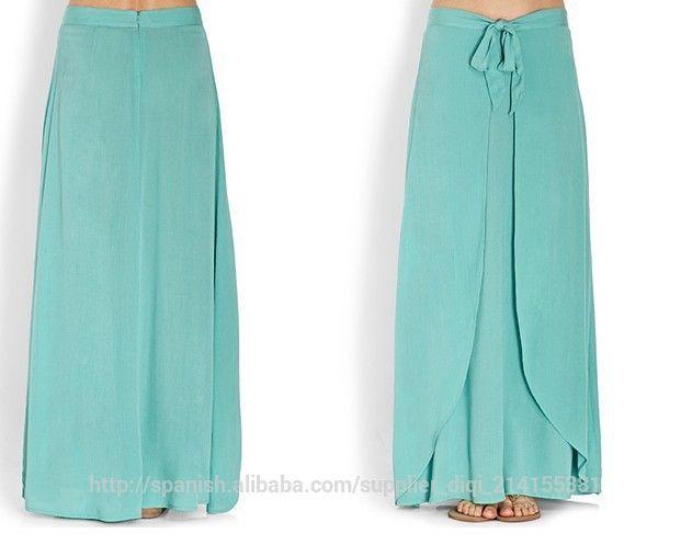 f8af197ce Modelos de faldas largas elegantes | faldas | Faldas, Faldas largas ...