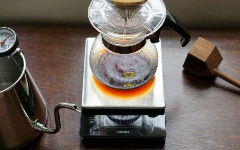 Hario drip scale digitalvægt med timer og USB
