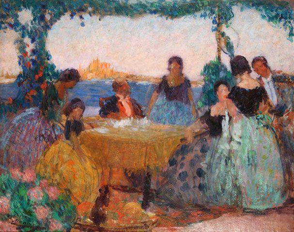 Subastas de Arte Roldan www.subastasroldan.com.ar607 × 478Buscar por imagen cesareo bernaldo de quiros pinturas