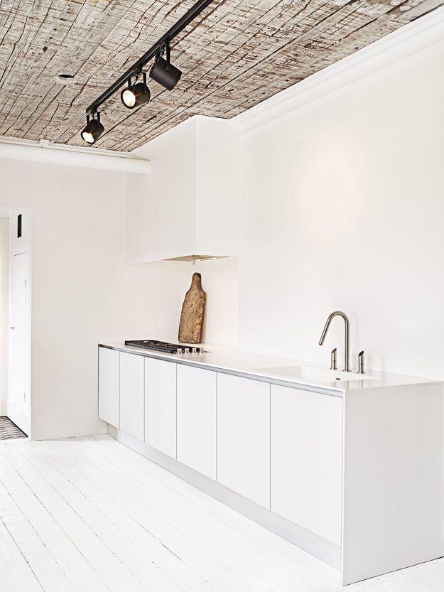 Uma cozinha