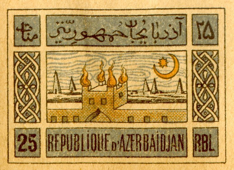 FireTemple1919.Posta pulu, 1919