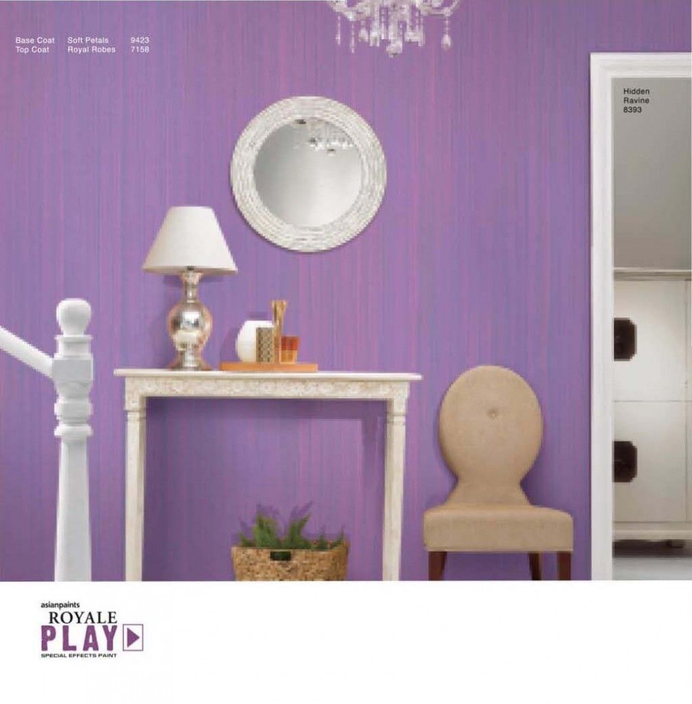 Asian Paints Royale Play Special Effect Asian Paints Asian Paints Royale Wall Decor