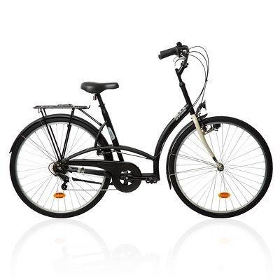 Bicicletas Adulto Ciclismo Bicicleta Urbana Elops 300 Btwin