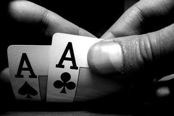 Когда у тебя на руках все карты она начинает играть в шахматы игровые автоматы тюмень