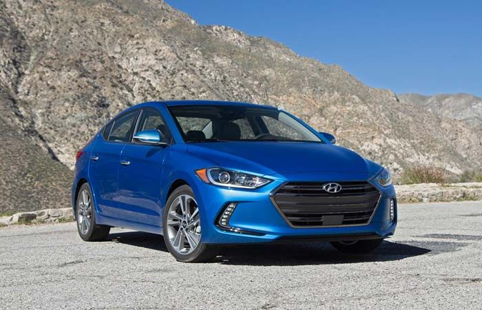 2018 Hyundai Elantra Hot Car Concept Rumors