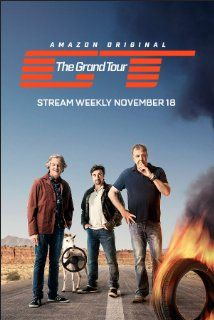 View The Grand Tour - Season 1 (2016) TV Series poster on Ganool