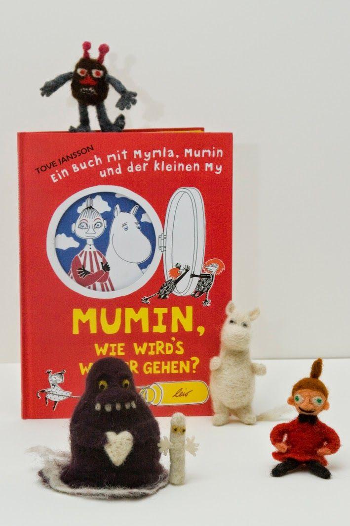 Moomin Emil und die großen Schwestern