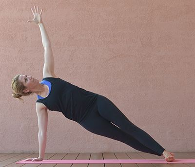 Mit 5 Yoga-Übungen Unterbauchfett loswerden #corepilates