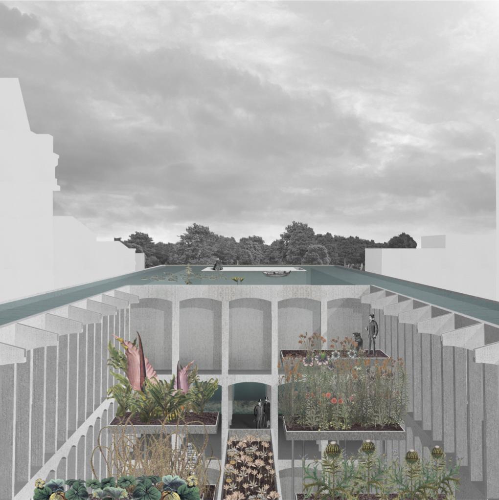A Garden for Fantasy Shaan Patel
