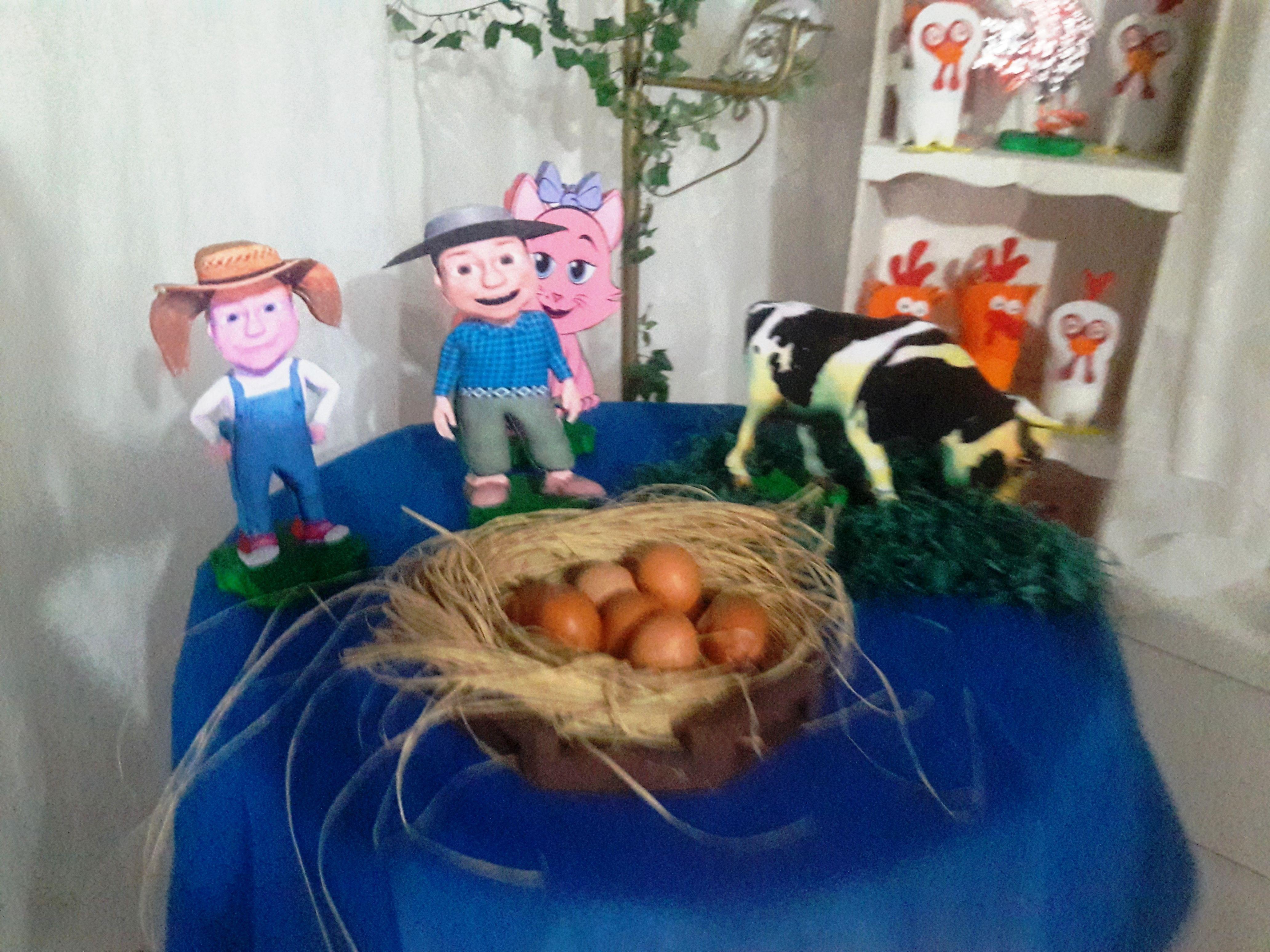 Festa Fazenda Do Zenon Com Imagens Festa Decoracao Fazenda