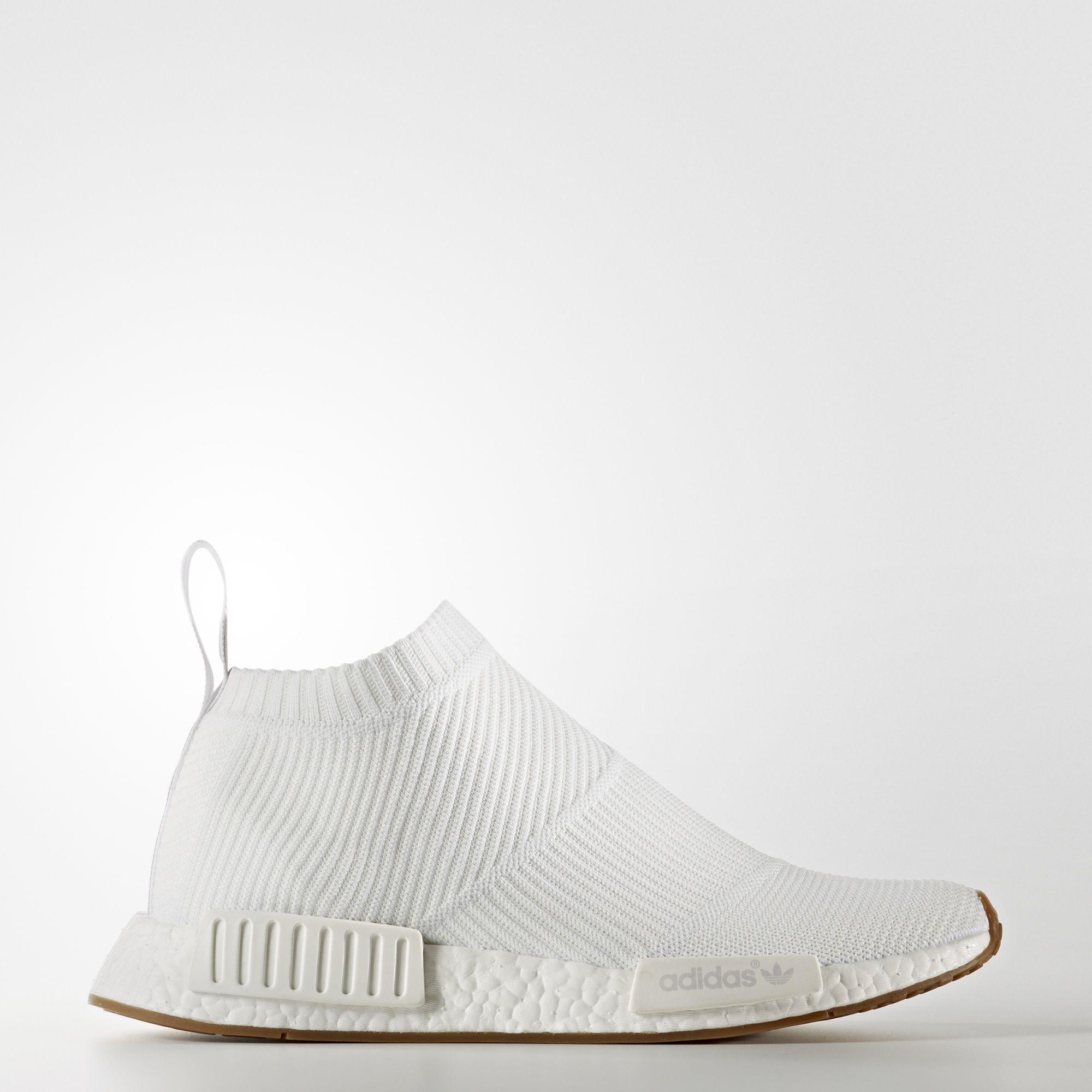 adidas NMD_CS1 Primeknit Shoes | Knit shoes, Adidas