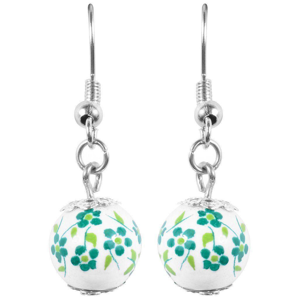 Unique decoration: beads, earrings 50