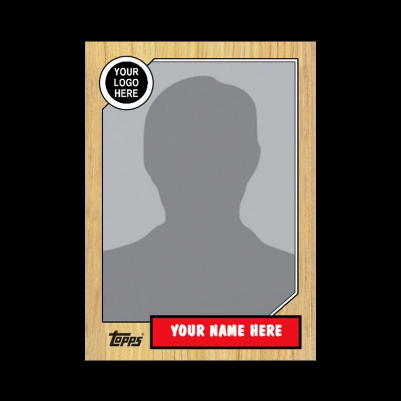 Baseball Card Template Baseball Card Template Trading Card Template Baseball Trading Cards