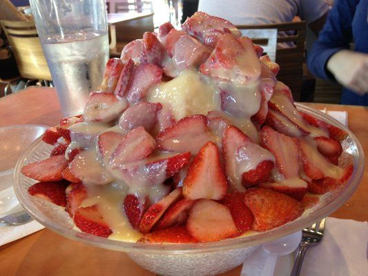 Shaved Ice At Guppy House In Irvine. | Yelp