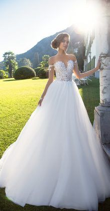 Milla Nova Bridal 2017 Wedding Dresses dairy