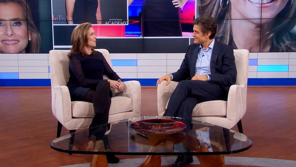 Meredith Vieira sits down with Dr. Oz to talk about her husband Richard Cohen's battle with multiple sclerosis and its effects on her marriage.