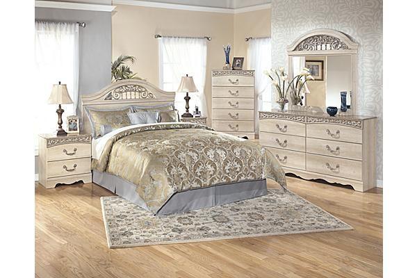 Catalina Panel Bedroom Set Ashley Furniture Bedroom Sets Bedroom Set Bedroom Headboard